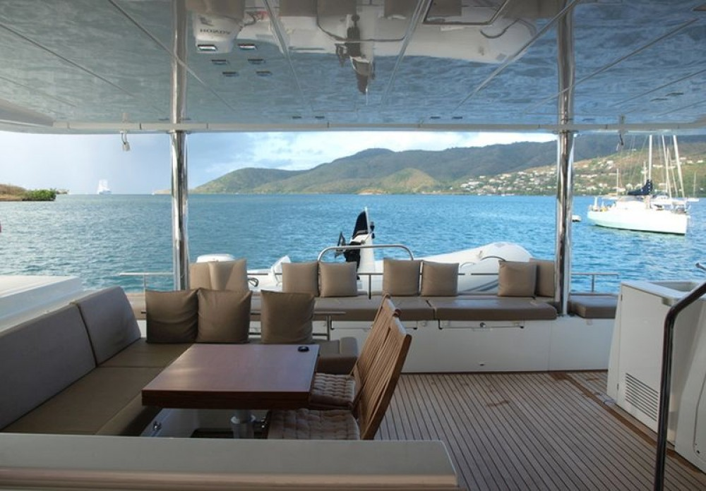 Hire Catamaran with or without skipper Lagoon Martinique