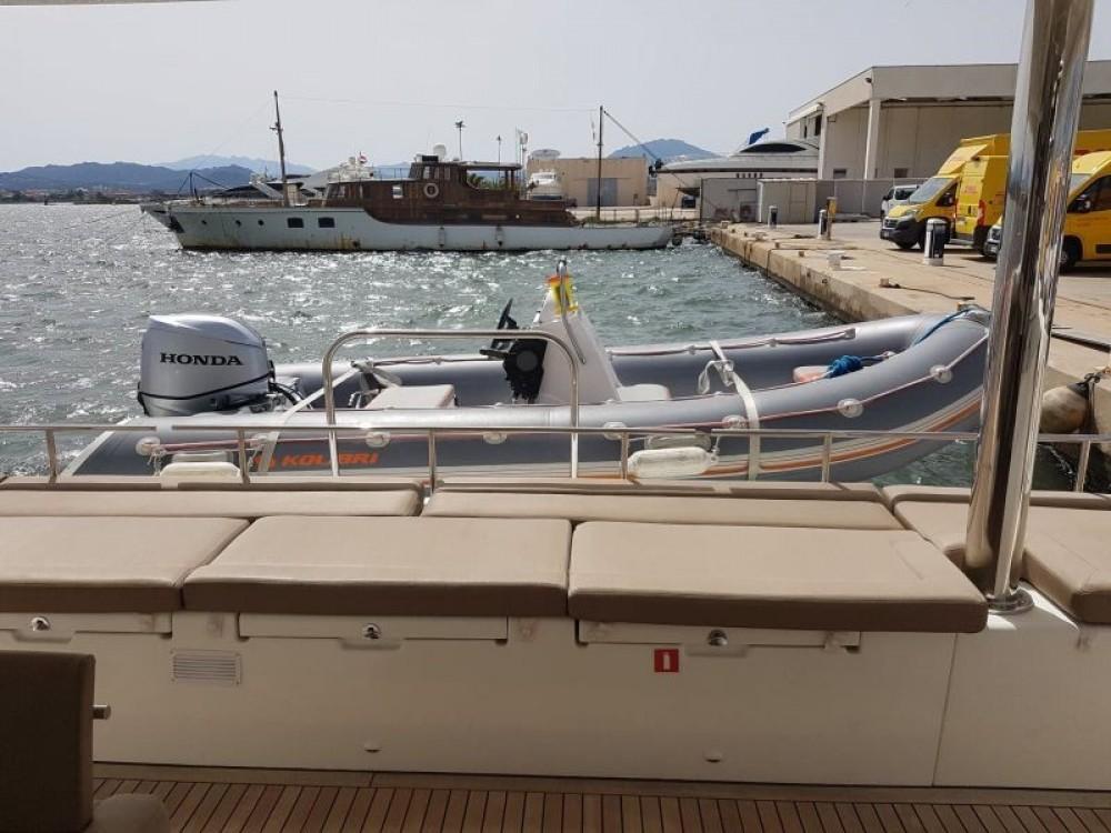 Boat rental Lagoon Lagoon 560 in Olbia on Samboat