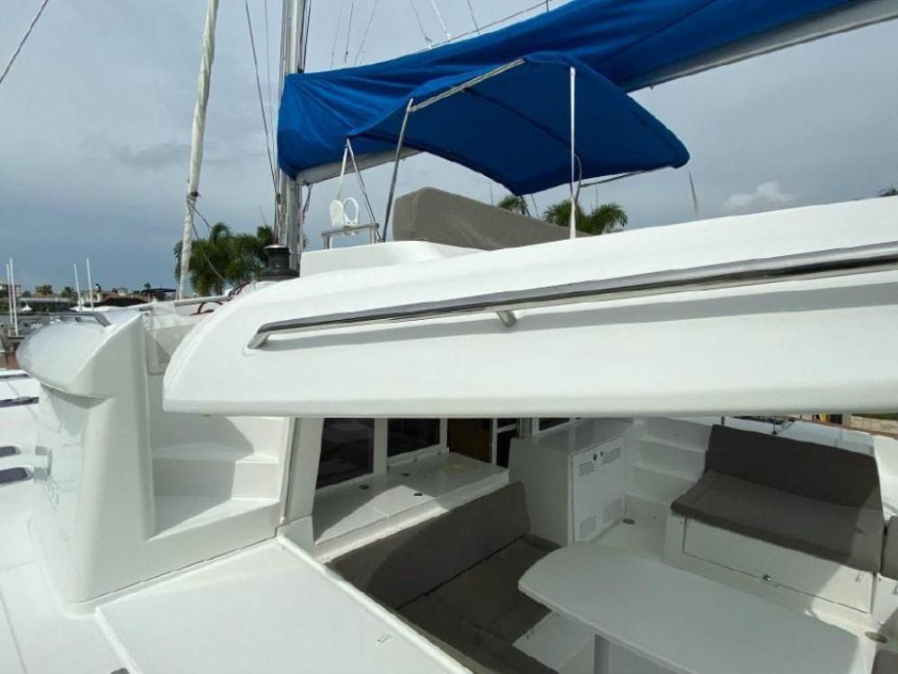 Rental Catamaran in Key West - Lagoon Lagoon 450