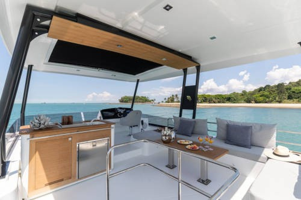 Boat rental Fountaine Pajot Summerland 40 in Key West on Samboat