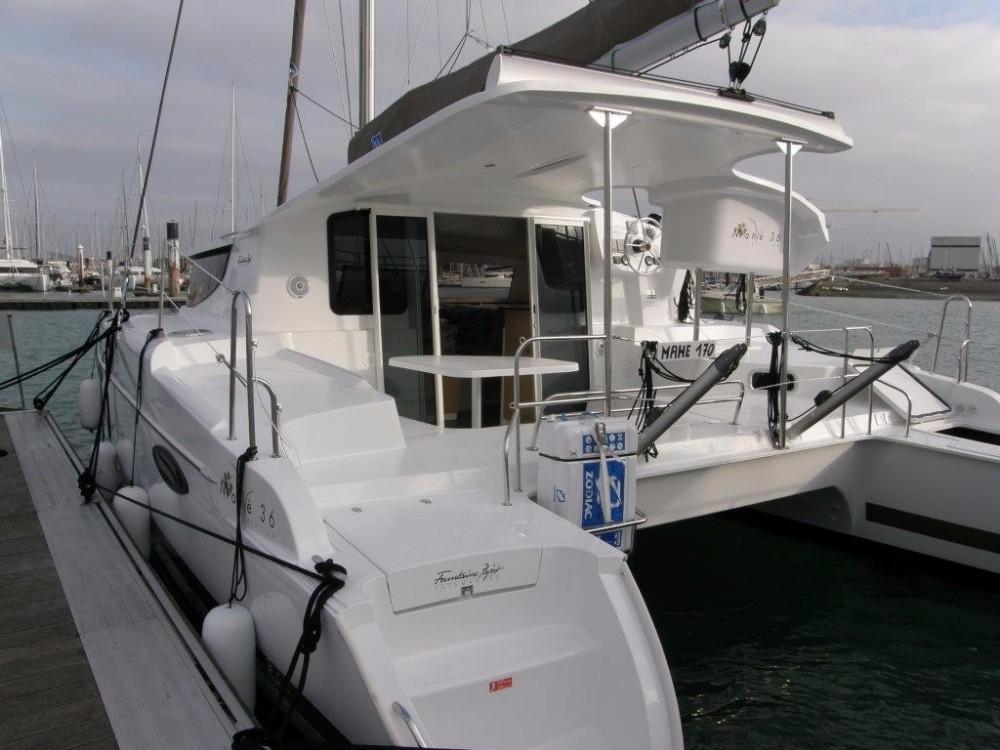 Rental yacht Key West - Fountaine Pajot Fountaine Pajot on SamBoat