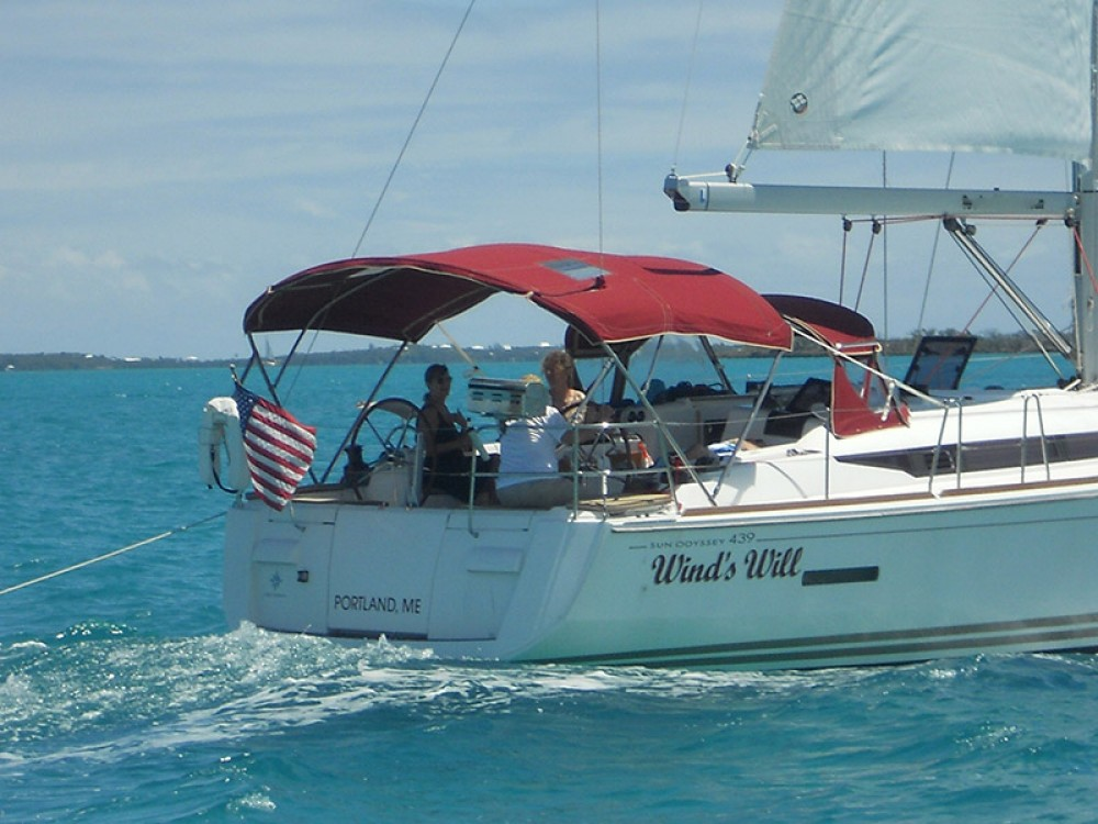 Rental yacht Key West - Jeanneau 439 Jeanneau 43 on SamBoat