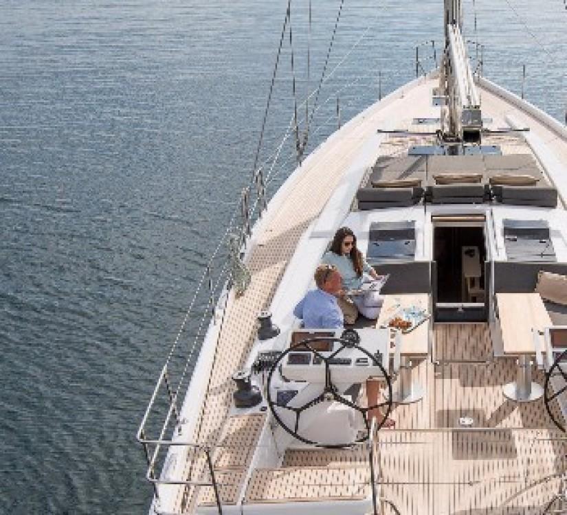 Boat rental Hanse Hanse 458 in Hamble Point Marina on Samboat