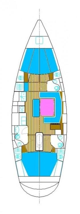 Boat rental Bavaria Bavaria 47 in Hamble Point Marina on Samboat