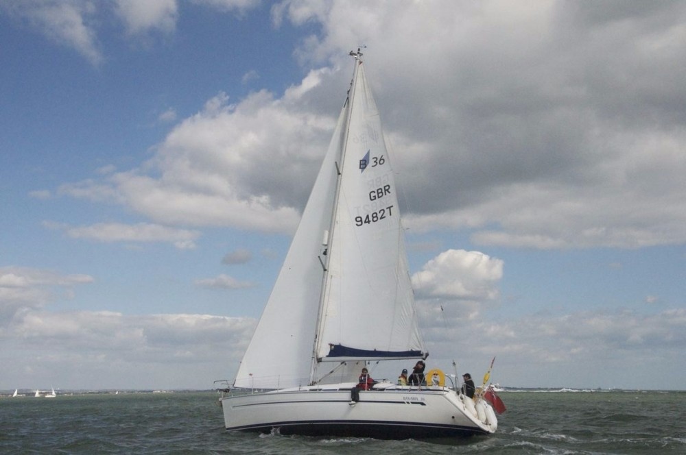 Sailboat for rent Hamble Point Marina at the best price