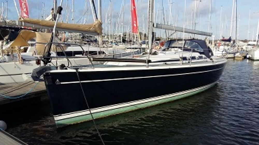 Rental Sailboat in Hamble Point Marina - Dehler Dehler 39 SQ