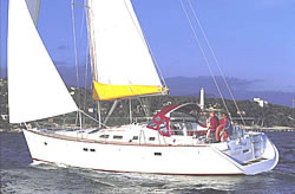 Bénéteau Oceanis 473 between personal and professional Eastleigh