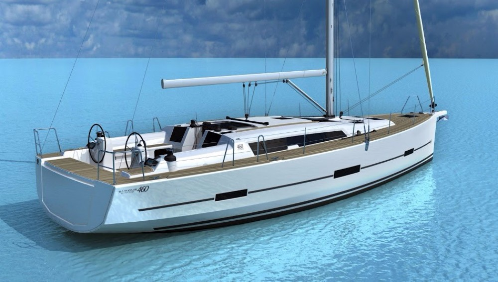 Hire Sailboat with or without skipper Dufour Milazzo