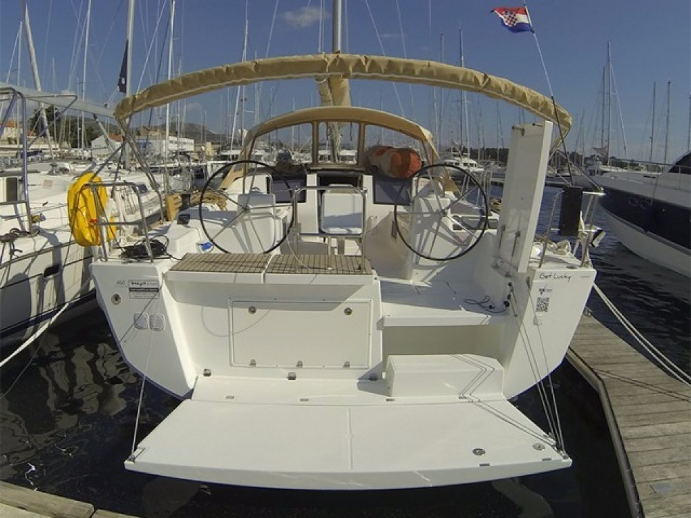 Boat rental Dufour Dufour 460 Grand Large in Milazzo on Samboat