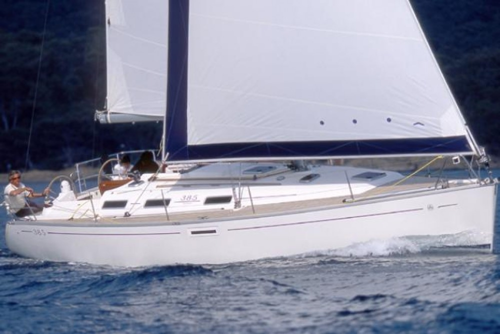 Rental yacht Madeira - Dufour Dufour 385 on SamBoat