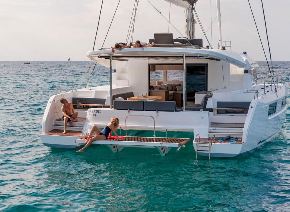 Rent a Lagoon Lagoon 50 Nassau