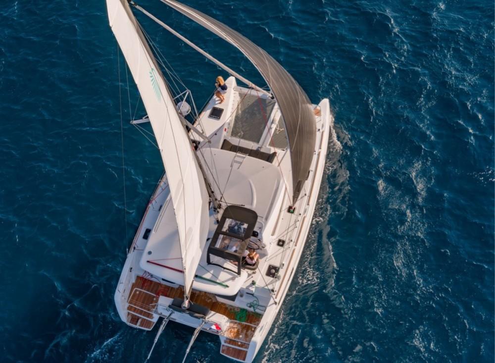 Rent a Lagoon Lagoon 40 Nassau