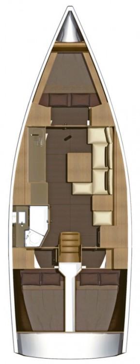 Rental yacht Nassau - Dufour Dufour 382 Grand Large on SamBoat