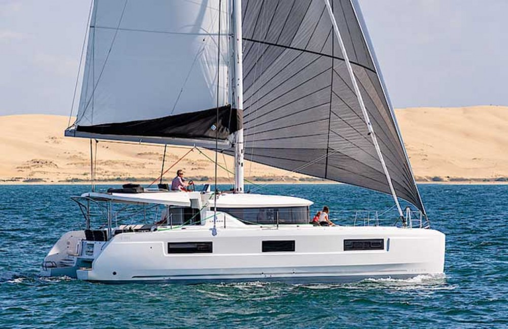 Boat rental Cienfuegos cheap Lagoon 46