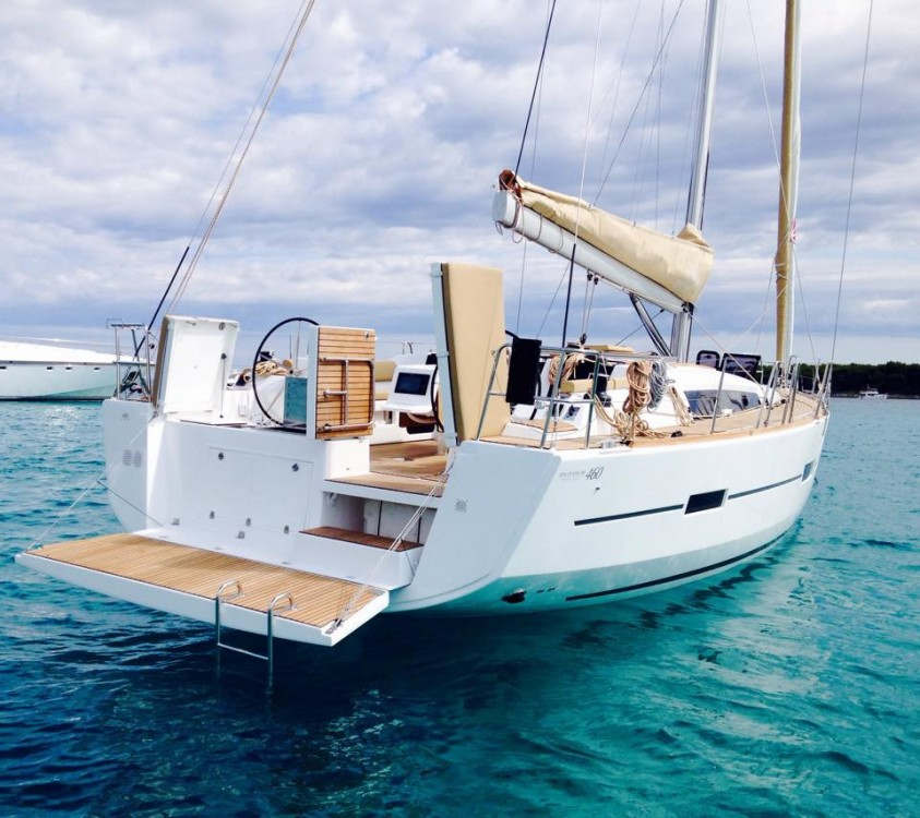 Rental yacht Cedros - Dufour Dufour 460 Grand Large on SamBoat