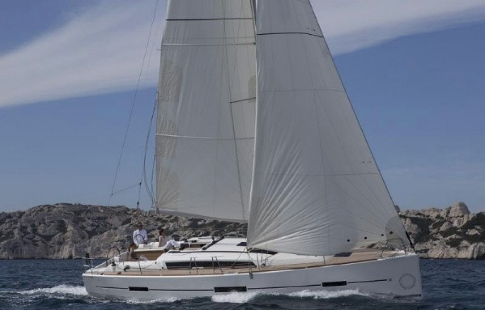 Boat rental Cedros cheap Dufour 410 Grand Large