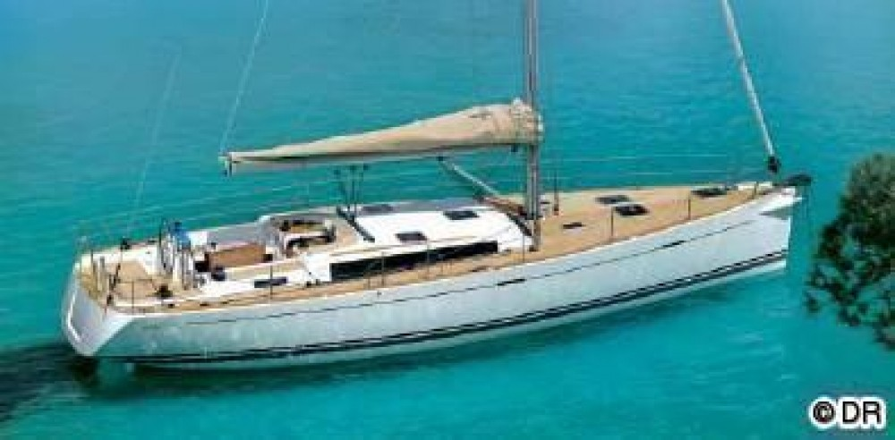 Boat rental Cedros cheap Dufour 485 Grand Large
