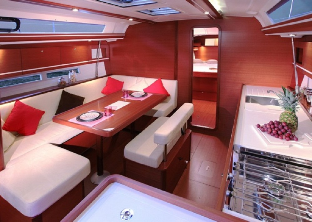 Rental yacht Azores - Dufour Dufour 450 Grand Large on SamBoat