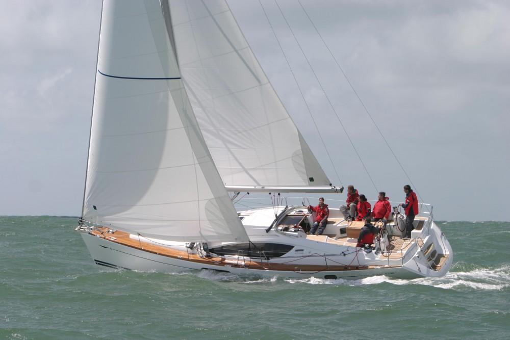 Rental yacht Antibes - Jeanneau Sun Odyssey 45 DS on SamBoat