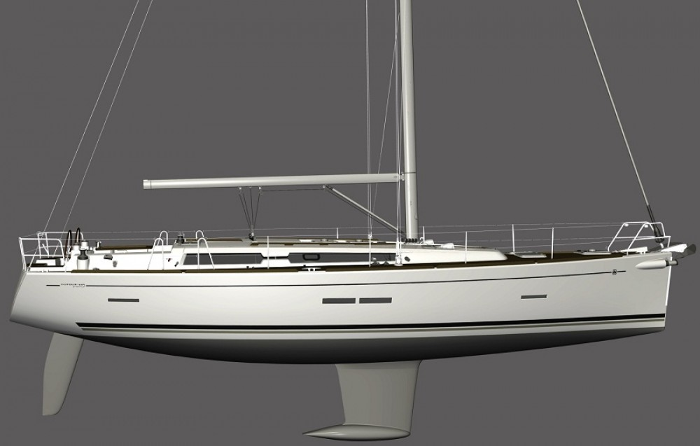 Sailboat for rent Cedros at the best price