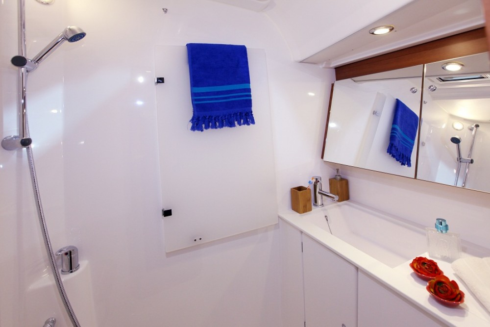 Rental yacht Cedros - Dufour Dufour 450 Grand Large on SamBoat