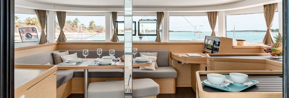 Hire Catamaran with or without skipper Lagoon Catamaran