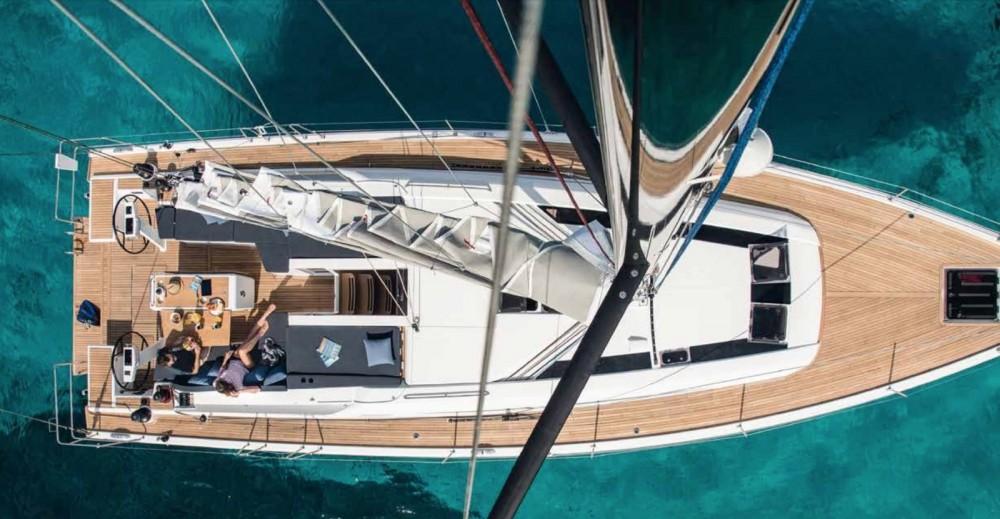 Rental yacht Salerno - Bénéteau Oceanis 51.1 on SamBoat