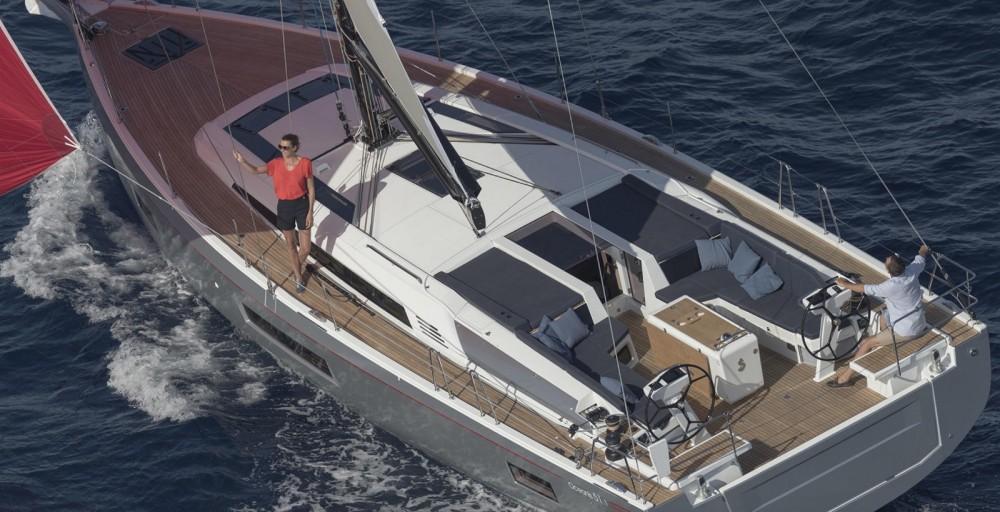 Rental Sailboat in Salerno - Bénéteau Oceanis 51.1
