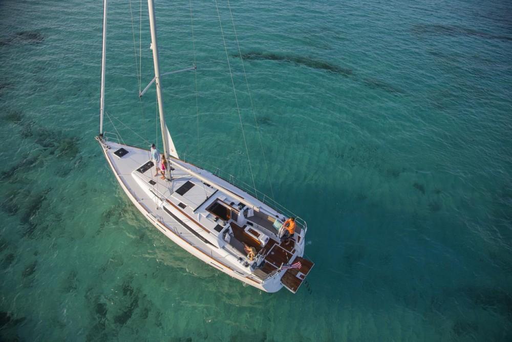 Rental Sailboat in Capo d'Orlando - Jeanneau Sun Odyssey 479