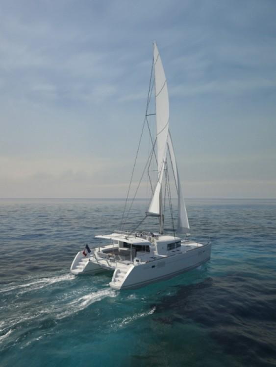 Boat rental Italia cheap Lagoon 450