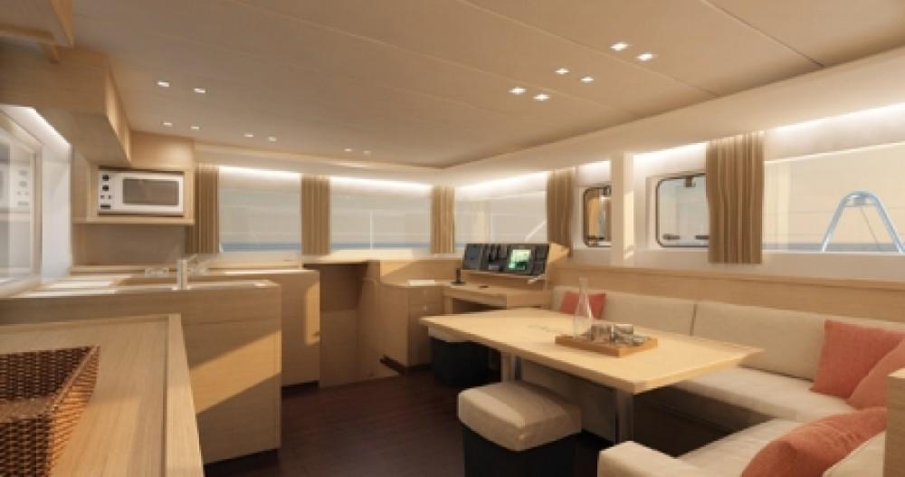 Rental yacht Italia - Lagoon Lagoon 450 on SamBoat