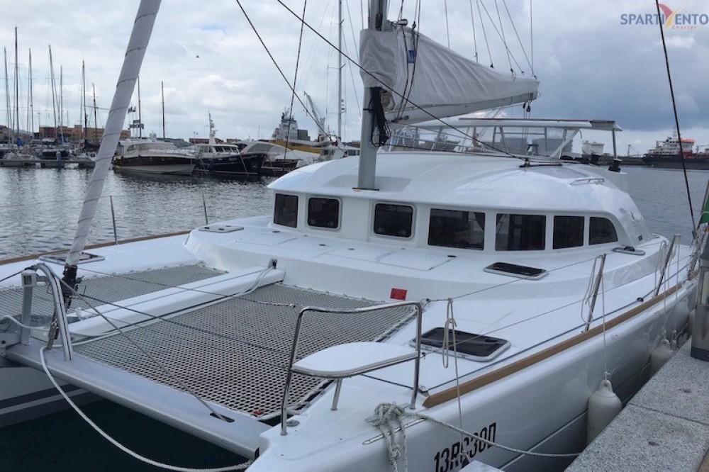 Boat rental Furnari cheap Lagoon 380