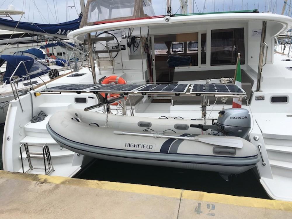 Rental yacht Capo d'Orlando - Lagoon Lagoon 400 on SamBoat