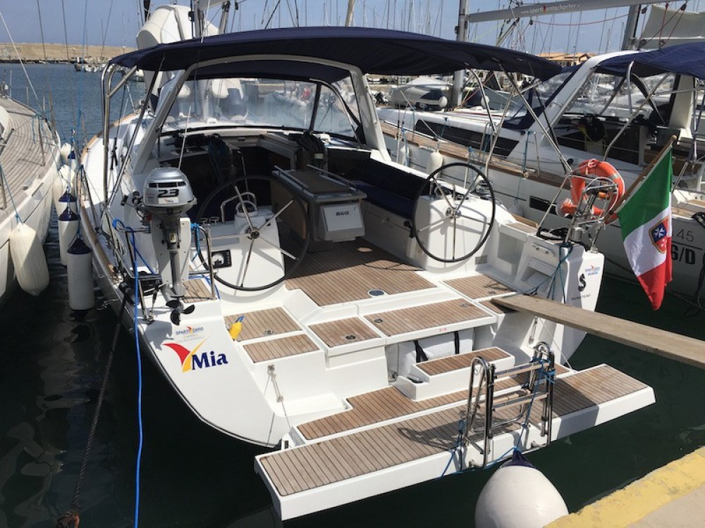 Boat rental  cheap Oceanis 41 S