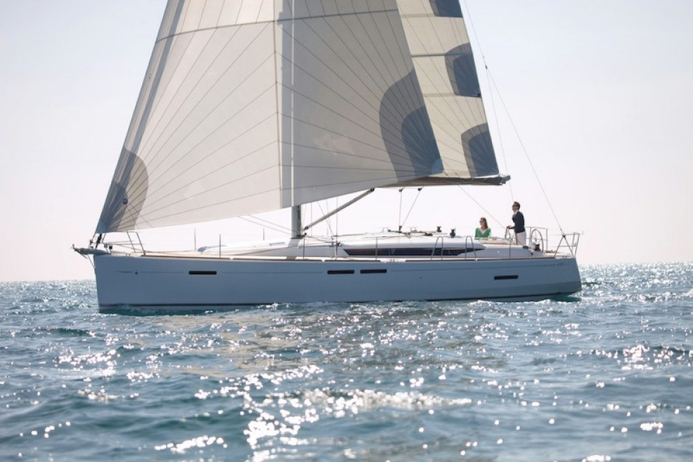 Rental yacht Furnari - Jeanneau Sun Odyssey 449 on SamBoat