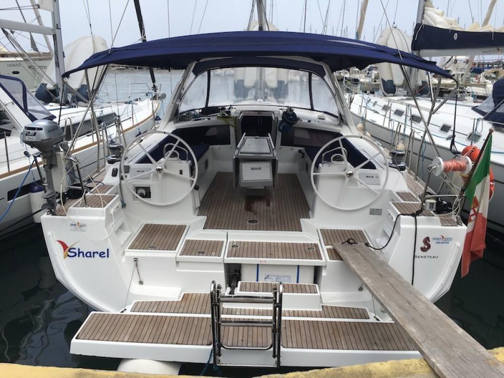 Rental yacht Salerno - Bénéteau Oceanis 48 on SamBoat