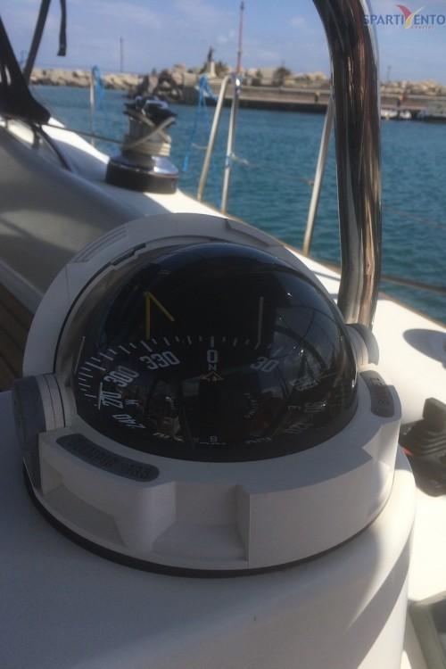 Boat rental Furnari cheap Oceanis 50