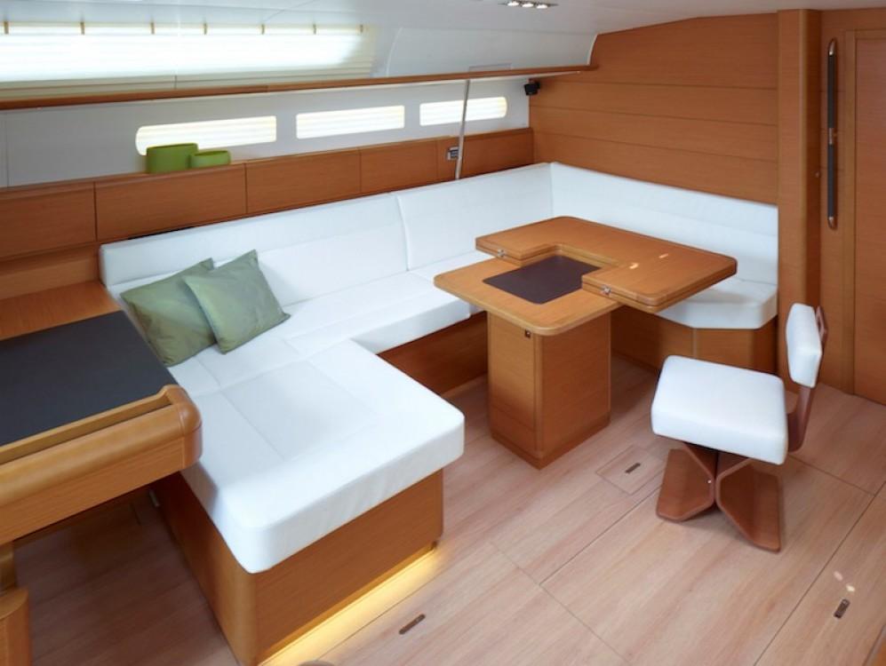 Rental Sailboat in  - Jeanneau Sun Odyssey 519
