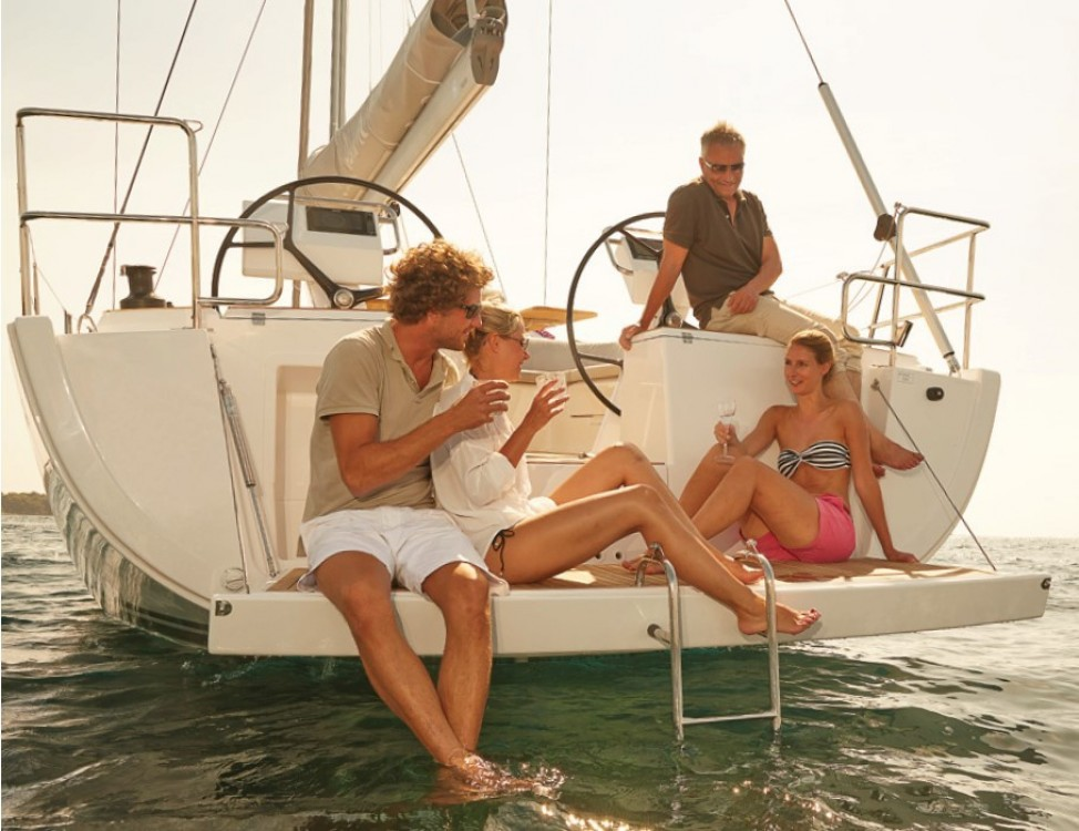 Hanse Hanse 455 between personal and professional Olbia