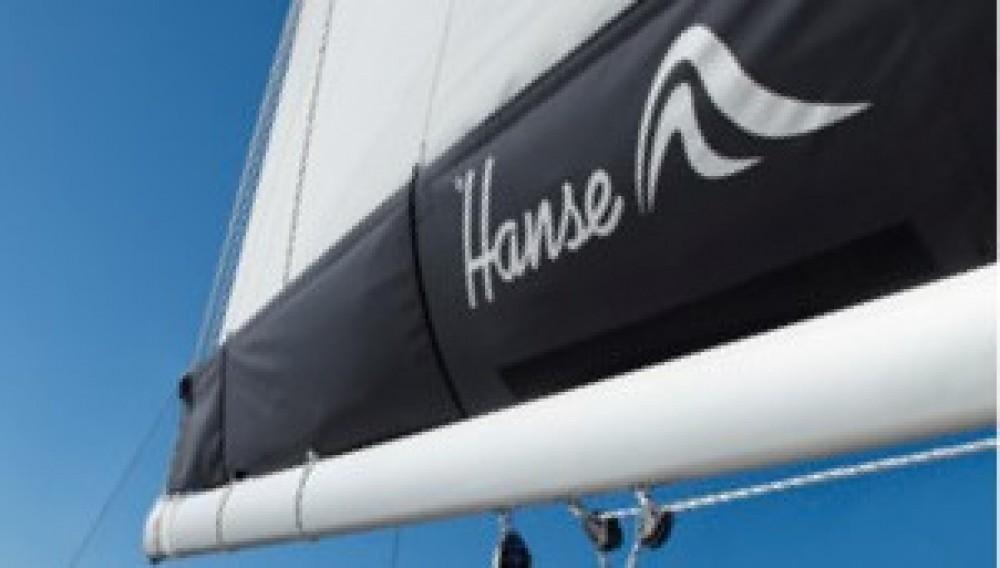 Rent a Hanse Hanse 455 Olbia