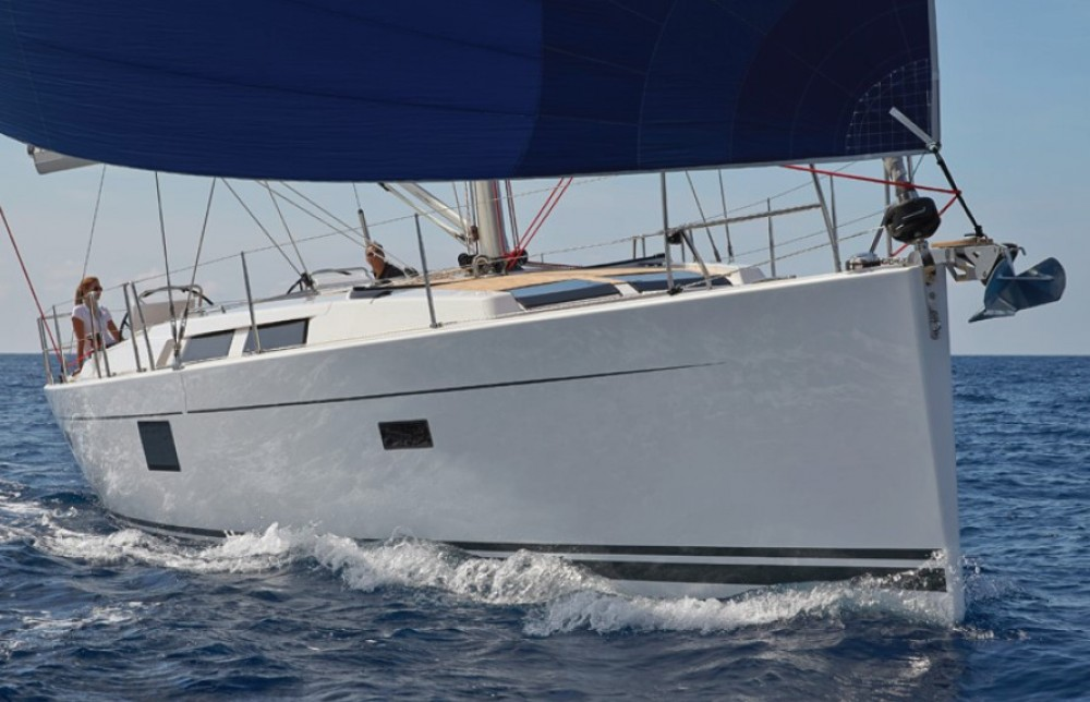 Hire Sailboat with or without skipper Hanse Olbia