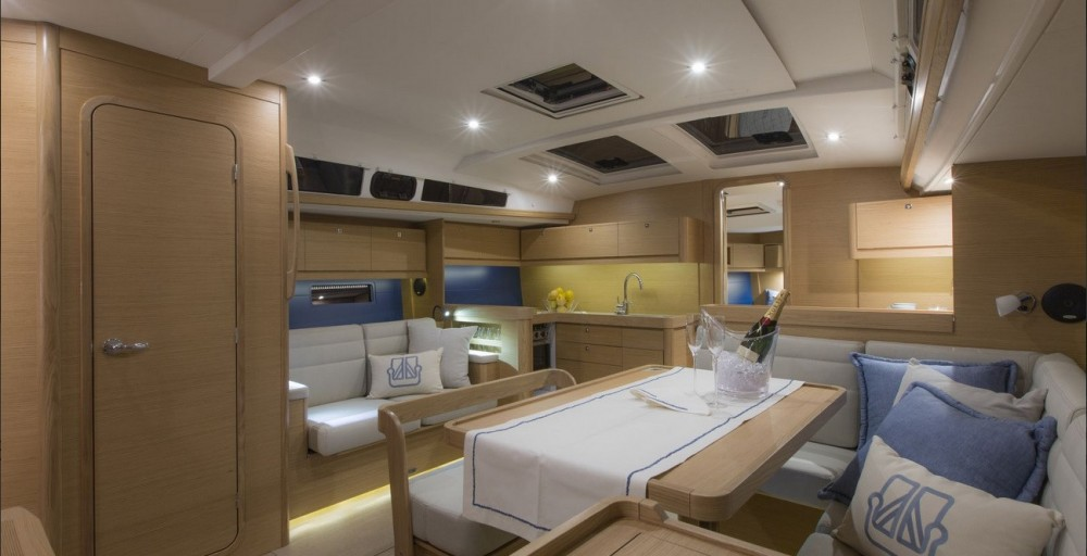 Dufour Dufour 460 between personal and professional Olbia