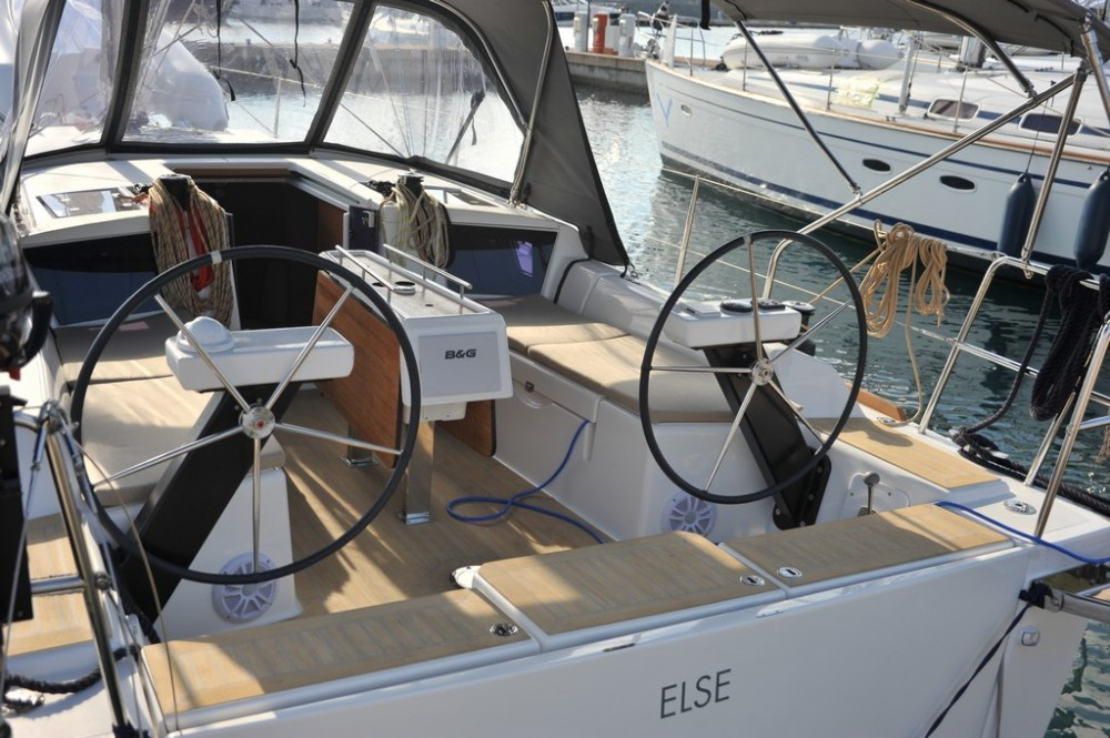 Dufour Dufour 350 between personal and professional Olbia