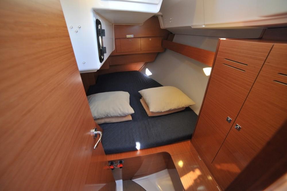 Boat rental Olbia cheap Dufour 350
