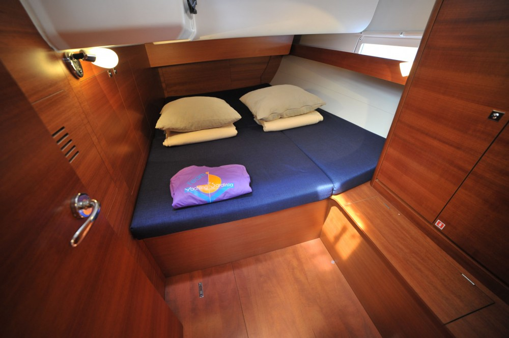 Boat rental Dufour Dufour 460 Grand Large in Olbia on Samboat