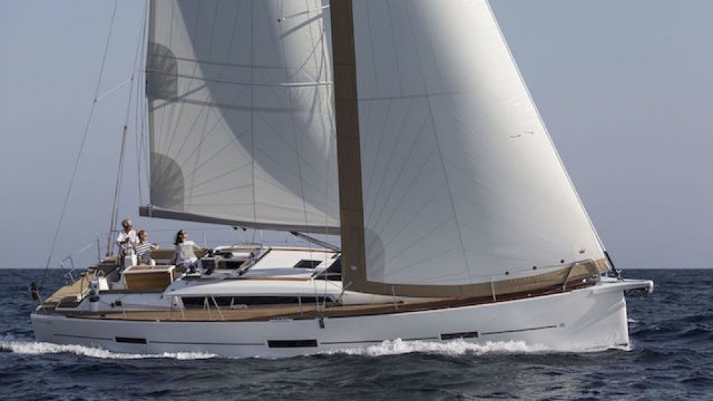 Rental yacht Ajaccio - Dufour Dufour 460 Grand Large on SamBoat