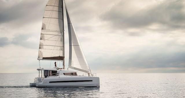 Rental yacht Ajaccio - Catana Bali 4.0 on SamBoat