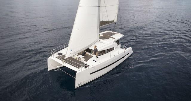 Boat rental Catana Bali 4.0 in Ajaccio on Samboat