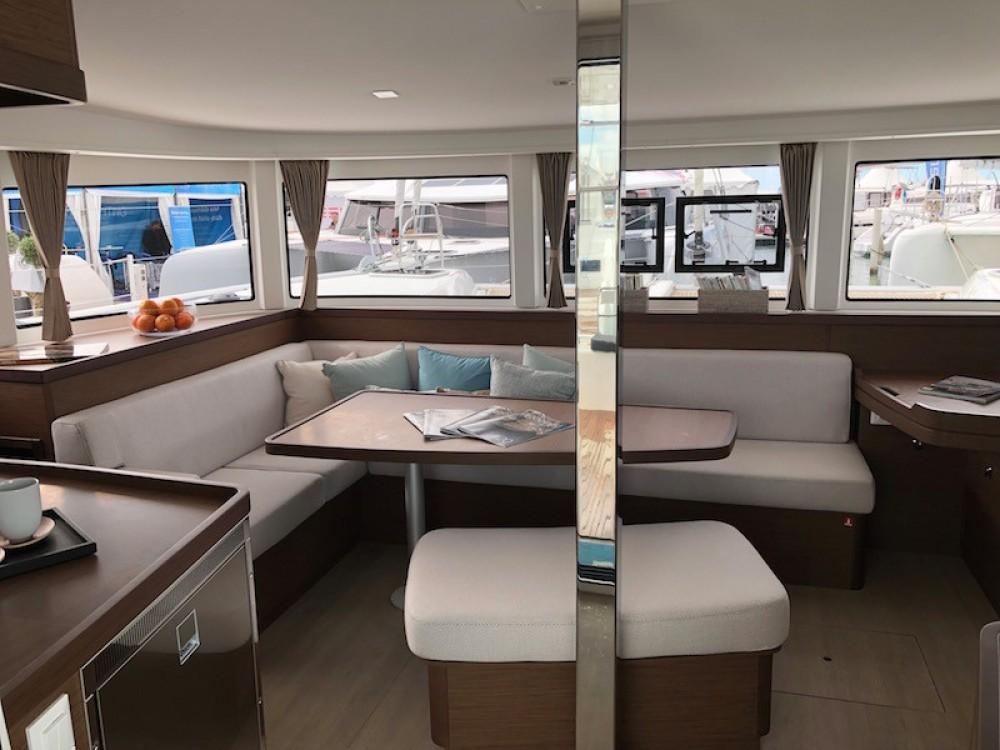 Rental yacht Propriano - Lagoon Lagoon 42 on SamBoat