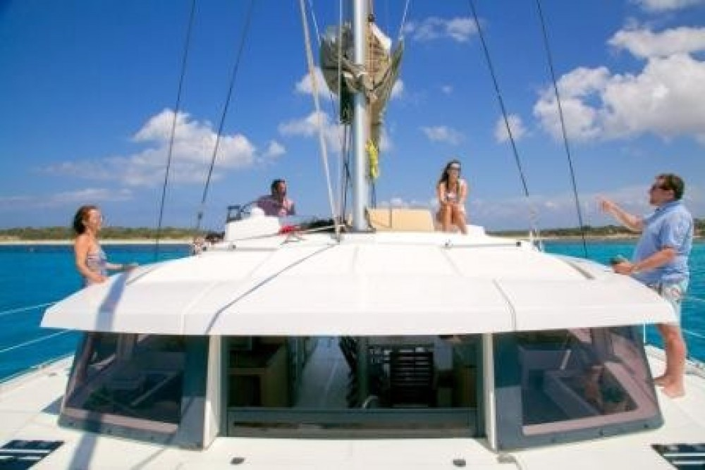 Catana Bali 4,0 between personal and professional